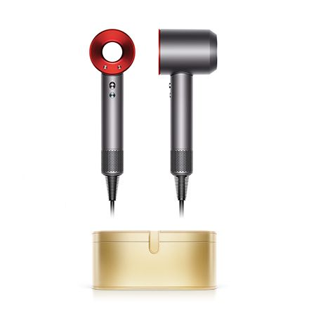 Dyson Supersonic™ hairdryer Gift Edition with Gold Case