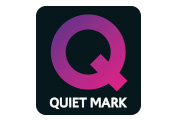 Quiet Mark logo.